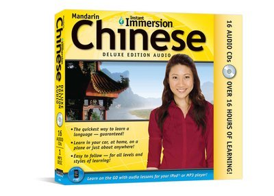 TOPICS INSTANT IMMERSION CHINESE DLX AUDIO Format: WIN NT,CE,2000,XP,VISTA,WIN 7/MAC 10.3 OR LATER - 40392