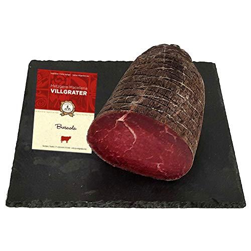 Bresaola Villgrater affettato ca. 100 gr.