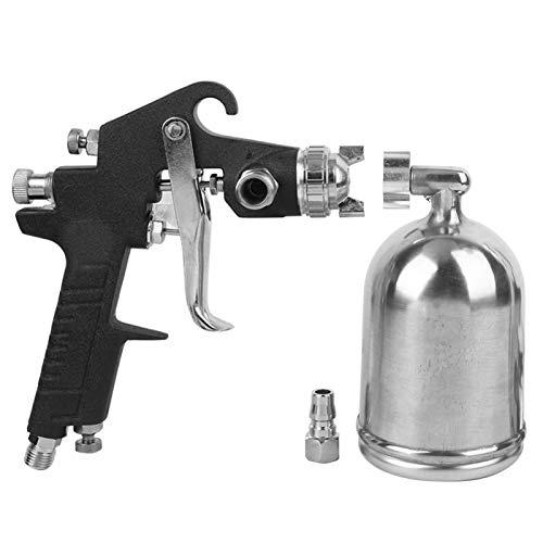 Pistola de pulverización efectiva W-77-1G Aerógrafo de pulverización de pintura aerodinámica para reparación automática