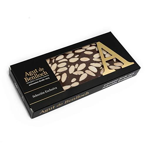 Agut de Benlloch - Chocolate con leche y almendras Marcona Artesano Gourmet 200 gr