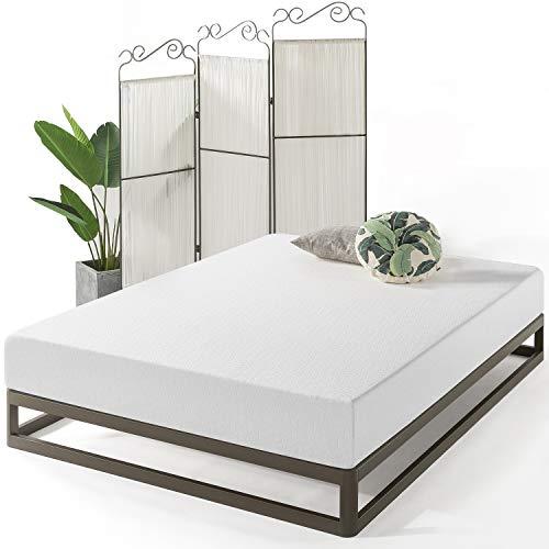 Best Price Mattress Queen Mattress - 10 Inch Air Flow Memory Foam Bed Mattresses Infused with Green Tea, Queen Size