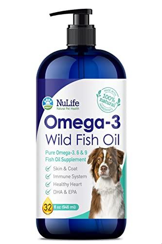 Pure Omega 3 Fish Oil