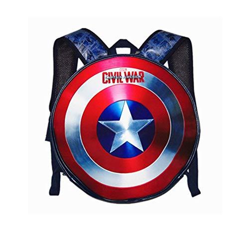 Q Children's school bag Bolsa Escudo Capitán América: