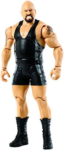 WWE Figura Básica Wrestlemania de acción, luchador Big Show (Mattel Fmh57)