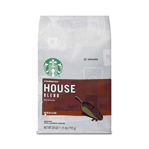 starbucks house coffee - 3