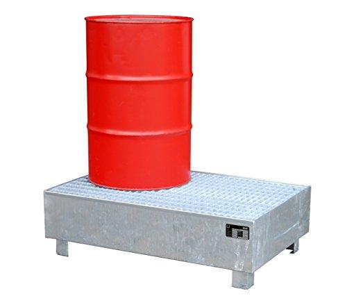 Auffangwanne WM 2 200 feuerverzinkt Umwelt Lagertechnik