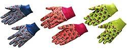 G & F JustForKids Garden Gloves