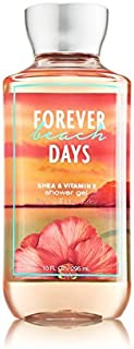 Bath and Body Works Forever Beach Days Shower Gel 10 Ounce 295 milliliters