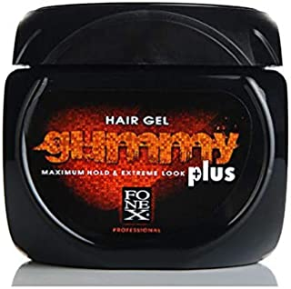 Gummy Hair Gel Maximum hold and extreme look plus 700 ml