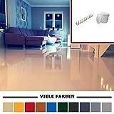 Komplett-Set Home Profis® HPBI-500 Epoxidharz Bodenbeschichtung Innen – inkl. 30 Liter Eimer und Beschichtungswalze – Epoxy Garage Werkstatt Bodenfarbe