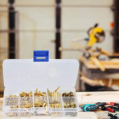 Standoff-Sortimentskit 320 Stück mit verschiedenen Größen Langlebig, hochfest,...