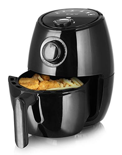 Emerio heteluchtfriteuse, airfryer, Smart Fryer, test