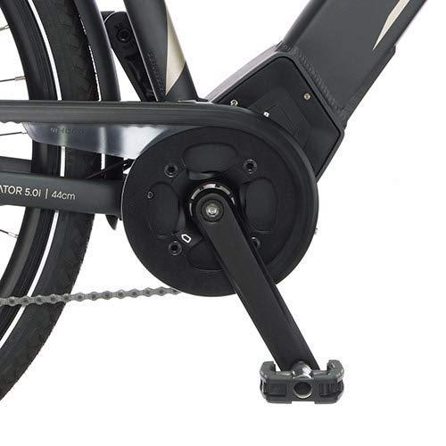 FISCHER Damen – E-Bike Trekking VIATOR 5.0i (2020), grau matt, 28 Zoll, RH 49 cm, Brose Drive C Mittelmotor 50 Nm, 36V Akku im Rahmen Bild 2*