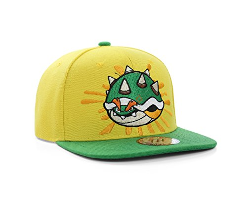 Super Mario Bros Bowser Snapback Baseball Cap