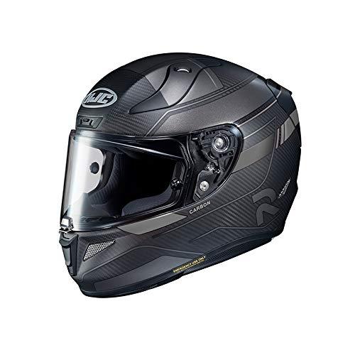 Motorradhelm HJC RPHA 11 CARBON NAKRI MC5SF, Schwarz, S