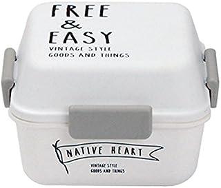 正和 FREE&EASY スクエア MCランチ ホワイト