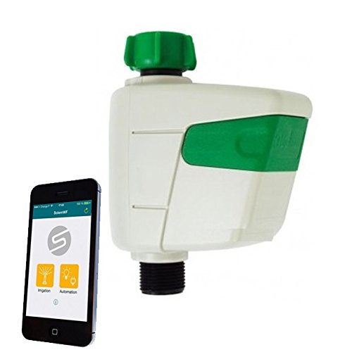Programmierer Bewässerung von kontrollierten Wasserhahn bl-nr via Bluetooth Solem