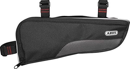 ABUS Rahmentasche Basico ST 5200, schwarz, 25.5 x 11 x 6.5 cm, 08482-9
