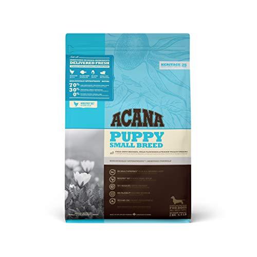 アカナ (ACANA) ドッグフード パピースモールブリード [国内正規品] 2kg