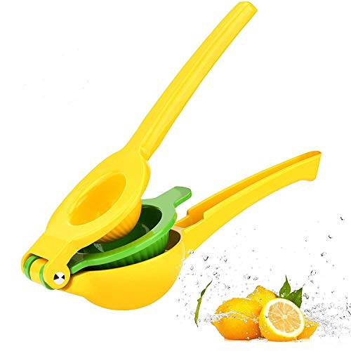 Manual Yellow 3 in 1 Citrus Hand Juicer...
