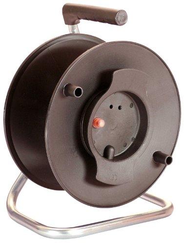 Preisvergleich Produktbild as - Schwabe 12221 Geräte-Leertrommel 285 mm ø,  leer für circa 50 m Kabel,  Außenbereich