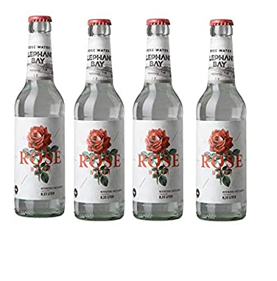 6 Flaschen Elephant Bay Rose Water a 330ml inc. 0.48€ MEHRWEG Pfand