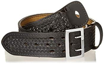 Safariland Bianchi 87V-40-8 87V Sam Brown w/Hook Lining 2.25  40  Waist Basket Weave Black