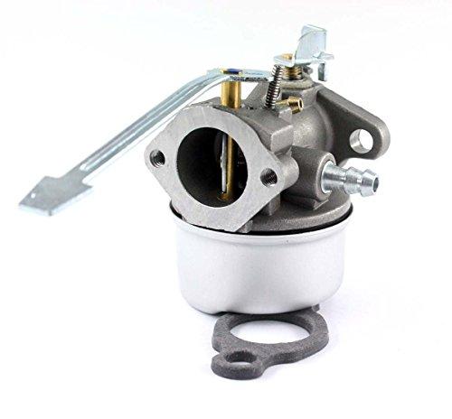 XtremeAmazing Carburetor for Tecumseh 3HP 2 Cycle Snowblower 640098A Toro Craftsman MTD Yardmachine
