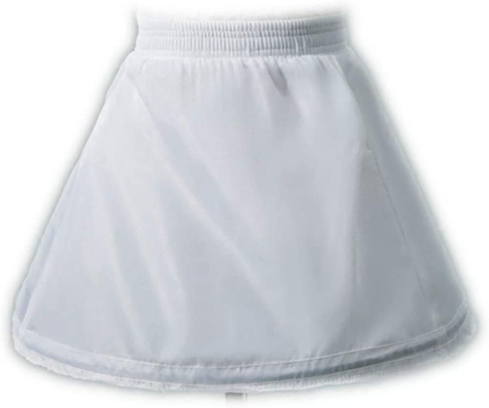 1 Hoop White Girls' Petticoats Children Slip Flower Girl Petticoat Little Kids Girls' Petticoat