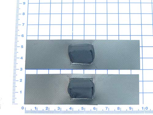 Door Fang Draft Blocker Under Door Wedge Style (Sold in Pairs) Part Number: WGD13 This Part is Used to Weather Seal Dock Levelers.