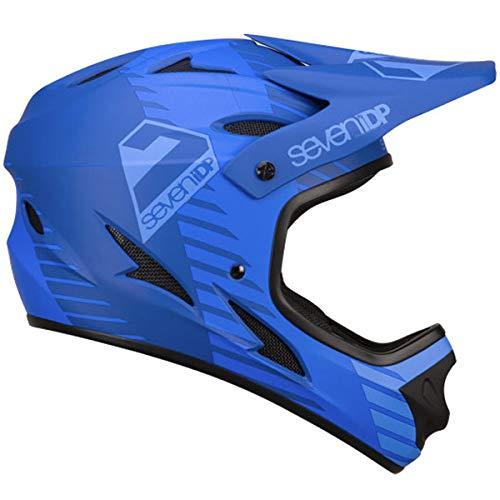 7IDP M5 All Round MTB Mountain Bike Cycle Helmet 2019-50:01 Rasta