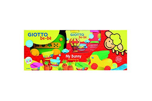 Giotto be-bè Kit plastilina (Fila 479300)
