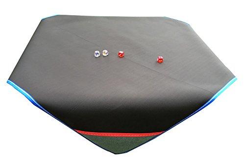 Spicy Meow Rechteck Mahjong Tischdecke Große Tischtücher Nein Muster Hell Schwarz