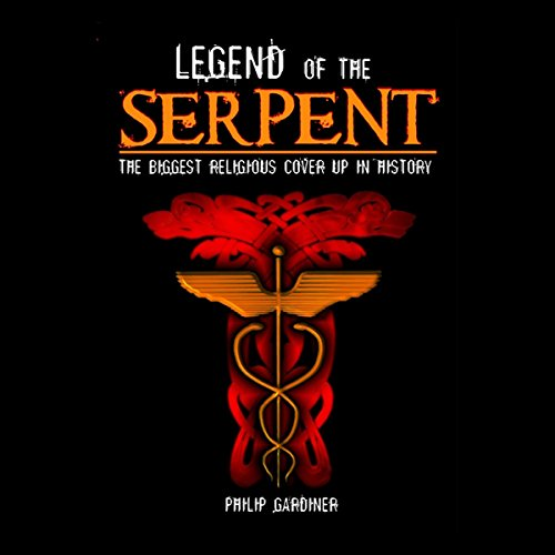 Legend of the Serpent audiobook cover art