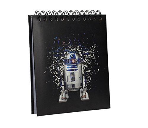 Star Wars-R2-D2 libreta con luz y Sonido, Episodio 4 (SD Toys SDTSDT89247)