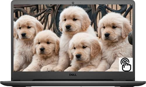"Newest Dell Inspiron 3505 15.6"" FHD Touchscreen Business Laptop, AMD Ryzen 5 3450U, 12GB DDR4 RAM 256GB SSD, AMD Radeon Vega 8 Graphics, WiFi, HDMI, Windows 10 Pro"