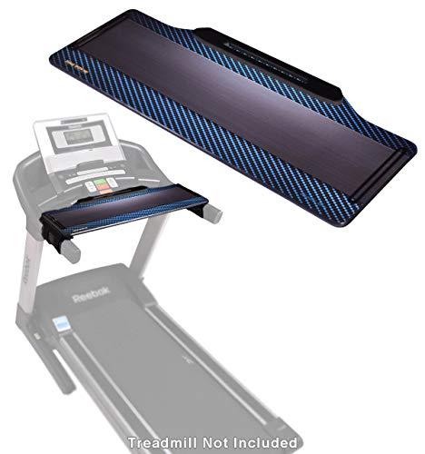 DigitalArts.ws Classic Plus - (Metallic Blue) Treadmill Desk Attachment Walk with Me
