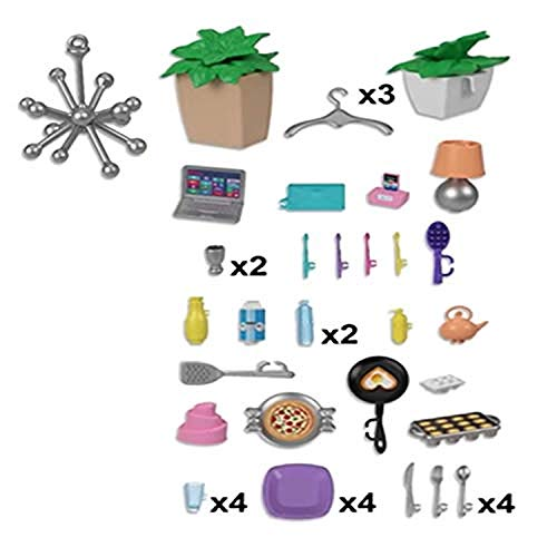 Barbie Dreamhouse - Replacement Accessories