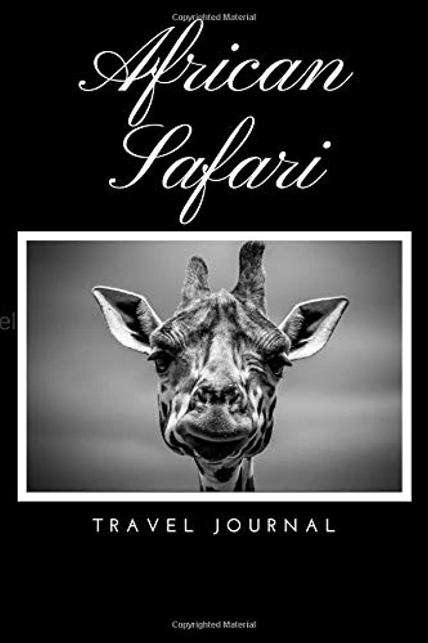ファンネルウェブスパイダー用心深い突破口African Safari Travel Journal: A Prompted Diary To Record 50 Days Of Memories and Experiences From Your African Journey