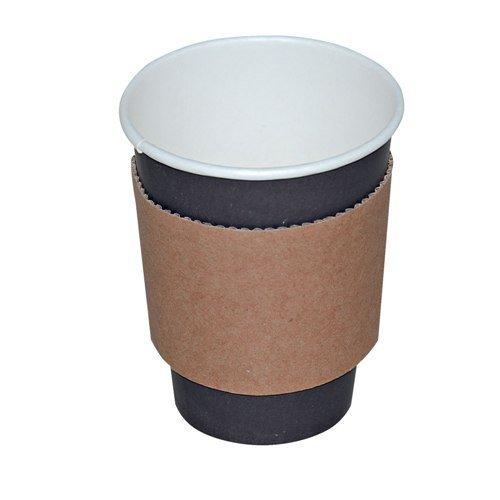 TAMLED SET Bechermanschette für 0,3 Liter Kaffeebecher 100 Stück