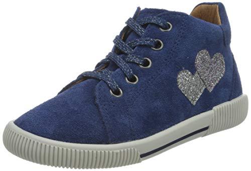 Richter Kinderschuhe Jungen Mädchen Vali 2545-8111 Sneaker, 6821nautical/silver/eggp, 25 EU