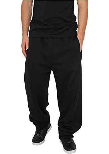 Urban Classics Sweatpants, Pantaloni della Tuta Uomo, Nero (Black), Medium