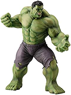 Marvel The Avengers Gamma Strike Hulk Movable Action Figure Toy for Kids