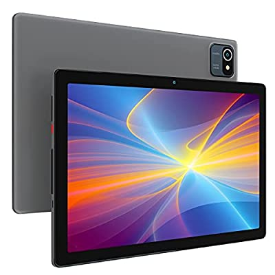 Tablet 10.1 Inch Android 10 32GB 6000mAh Battery Quad Core HD Touchscreen Tablets