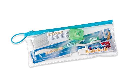 Practicon 101740 SmileGoods Orthodontic Patient Paks (Pack of 72)