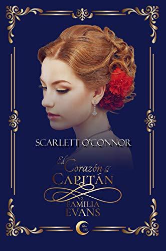 El Corazón del Capitán (Familia Evans nº 2)