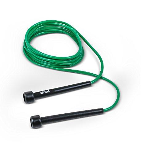 trenas 1x Springseil, Speed Rope 3 Meter, grün