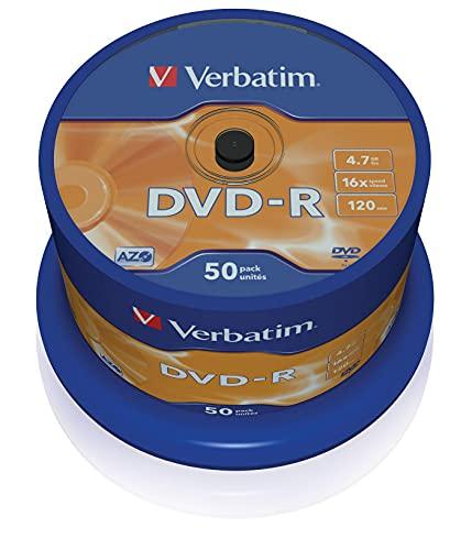 Verbatim Verbatim 43548 4.7GB 16x DVD-R Bild