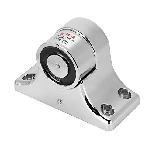 FOLOSAFENAR Soporte de Puerta magnético Sistema de Puerta cortafuegos, para Estructura Simple, para fácil operación(DC24V)