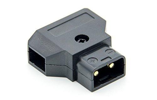 Protastic D-Tap - Conector de Enchufe Macho Tipo B de 2 Pines para Soldador Anton Bauer Sony Camera V-Mount Battery